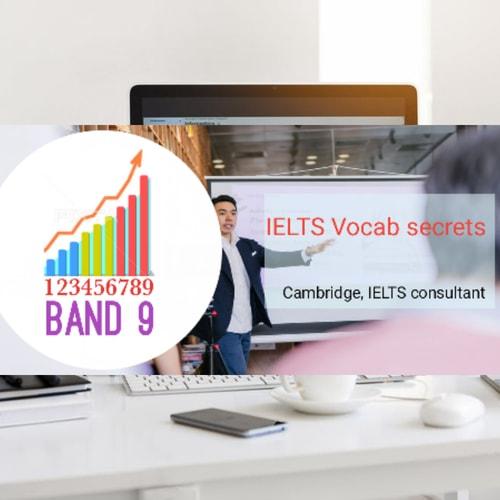 Get IELTS Band 9 vocab secrets: download book