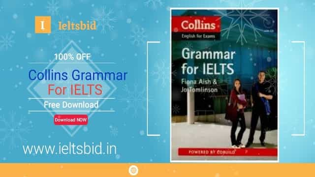 Collins grammer for ielts book download