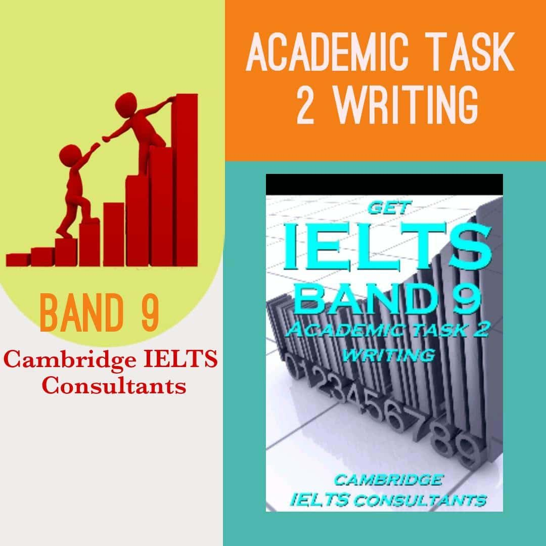 IELTS Band 9 Academic Task 2 Writing pdf - Download