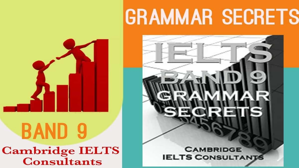 IELTS Band 9 Grammar Secrets pdf: Download & review