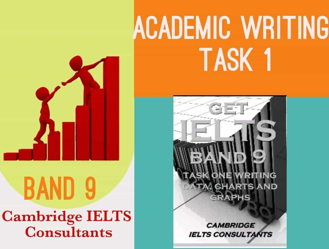 Band 9 Academic writing task 1 by cambridge ielts consultants