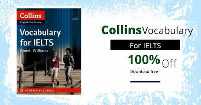 Collins Vocabulary for ielts: Get 7+ bands|  ebook review