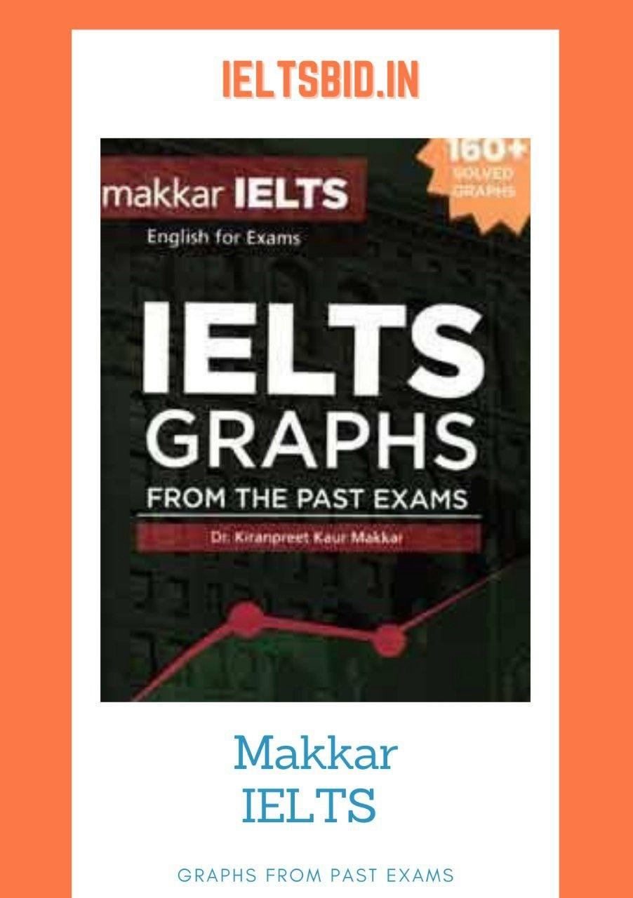 Makkar IELTS Graphs from past exams